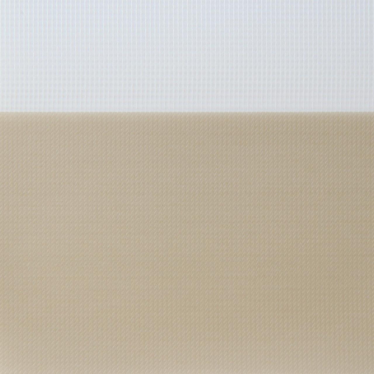 Готовые рулонные шторы Ткань Z-062 Светло-бежевый