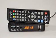 Satcom T501 T2 IPTV 12V - Тюнер Т2 с обучаемым пультом, фото 1
