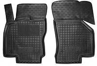 Коврики передние для Skoda Octavia A7 2013-г., Avto-gumm (Автогум) полиуретан
