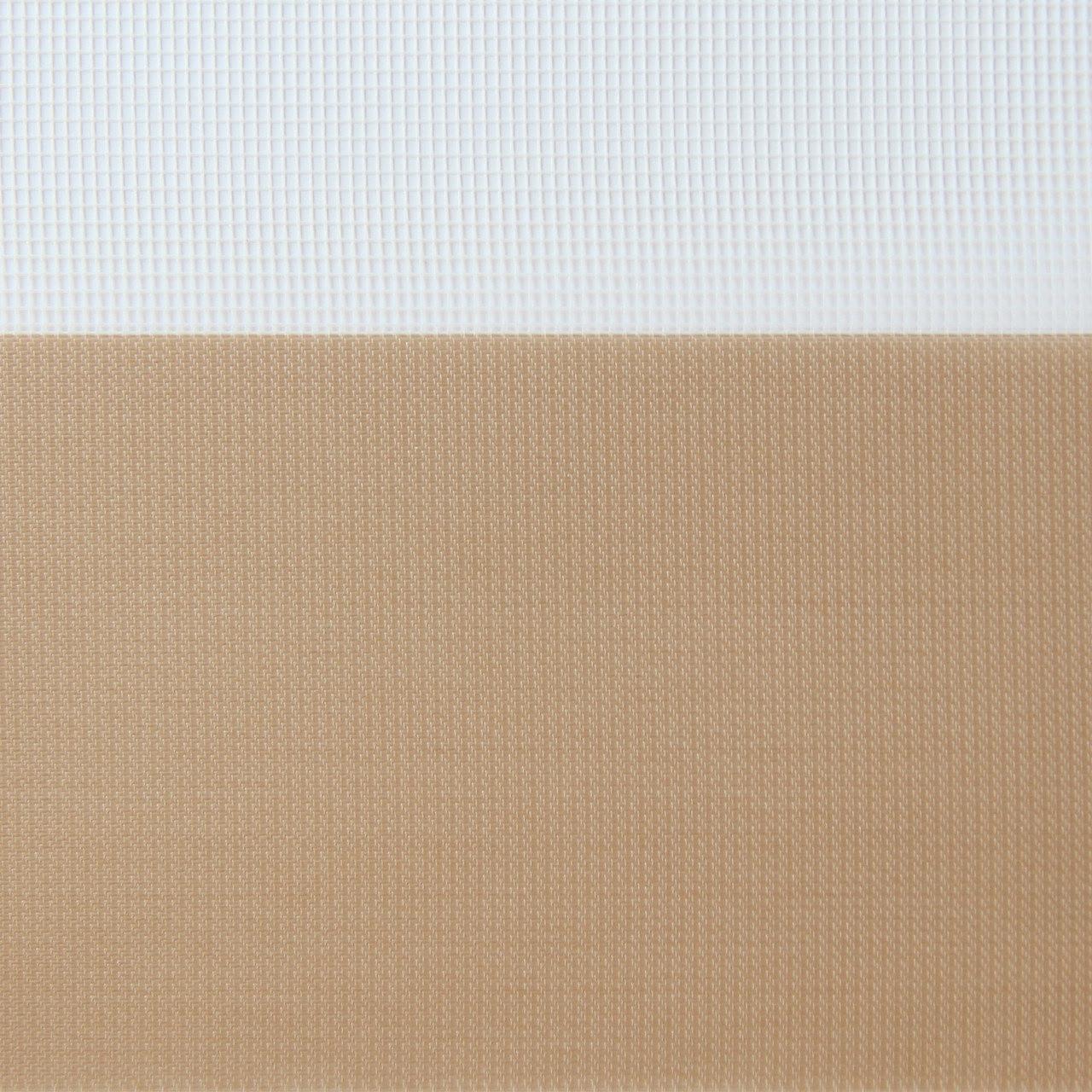 Готові рулонні штори Тканина Z-063 Темно-бежевий