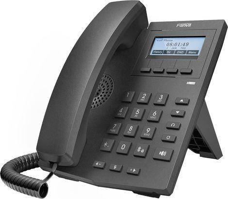 IP телефон  Fanvil X1P, фото 2