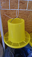 Кормушка желтая объем 6 л, фото 1