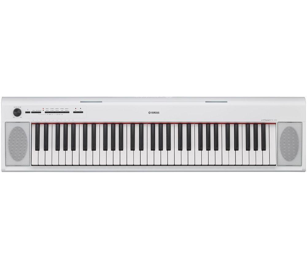 Синтезатор Цифровое пианино Yamaha NP-12 WHITE