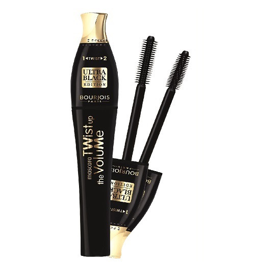 Тушь для ресниц Bourjois Mascara Twist Up The Volume Ultra Black Edition (8мл.)