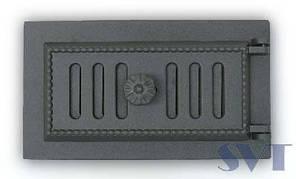 Люк для золы не герметичный зольная дверца SVT 432