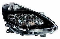 Фара передняя правая H1 H7 H7 с указ. поворота, черная рамка, автом. рег. 4 09- DEPO Рено Клио RENAULT CLIO 6.05- 551-1180R-LDEM2