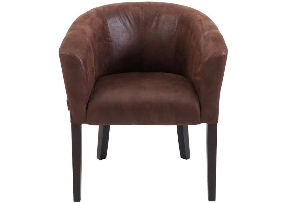 Кресло Версаль коричневое Rich