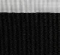 Готовые рулонные шторы Ткань Z-077 Чёрный
