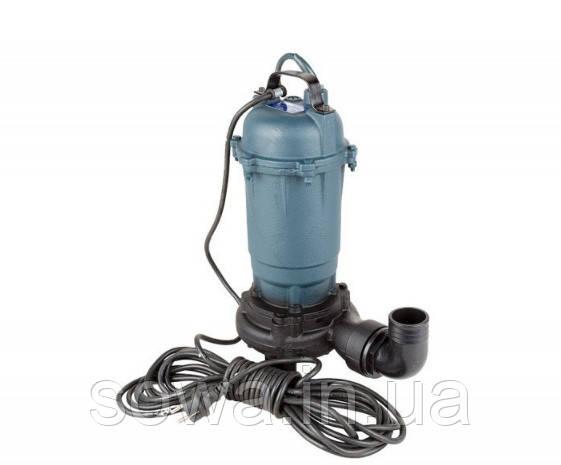 ✔️ Дренажно фекальний насос с режущей кромкой P234 | Без поплавка