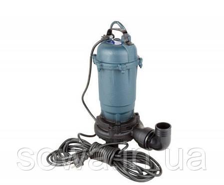 ✔️ Дренажно фекальний насос с режущей кромкой P234 | Без поплавка, фото 2