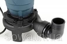 ✔️ Дренажно фекальний насос с режущей кромкой P234 | Без поплавка, фото 3