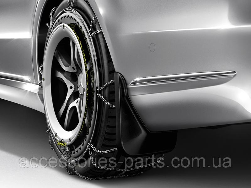 Брызговики задние Mercedes GLE-Class V167 Новые Оригинальные