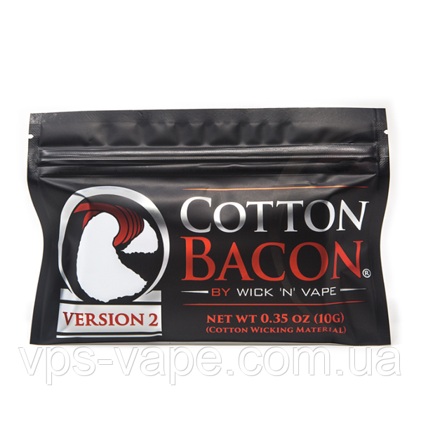 Вата Cotton Bacon v2 - Wick 'N' Vape