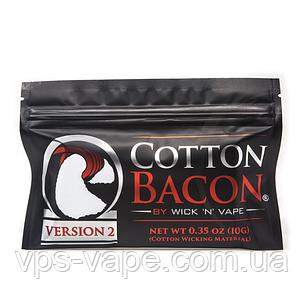 Вата Cotton Bacon v2 - Wick 'N' Vape, фото 2