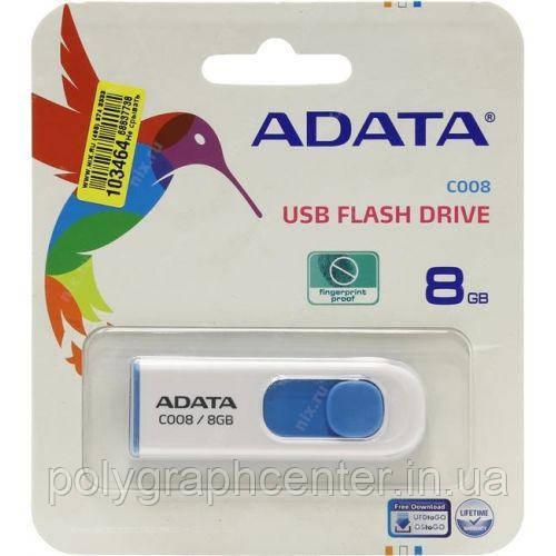 Флешка USB ADATA 8Gb C008