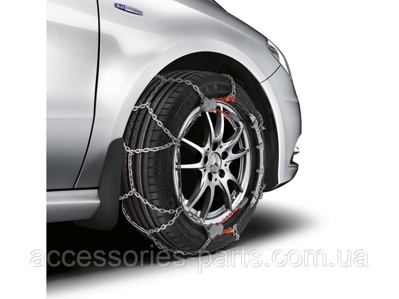 Брызговики передние без подножек Mercedes GLE-Class V167 Новые Оригинальные