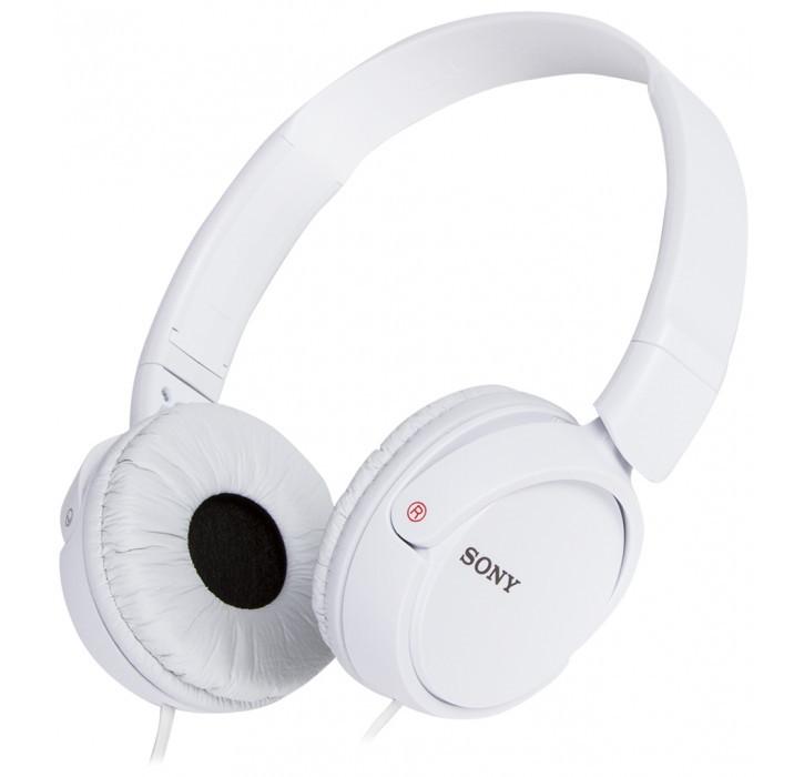 Навушники SONY MDR-ZX110 Білий