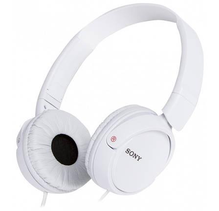 Навушники SONY MDR-ZX110 Білий, фото 2