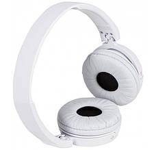 Навушники SONY MDR-ZX110 Білий, фото 3