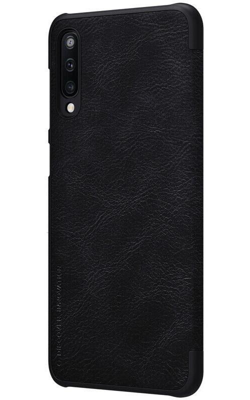 Чохол-книжка Nillkin Qin ser. для Samsung Galaxy A50/ A505F Чорний (175662)