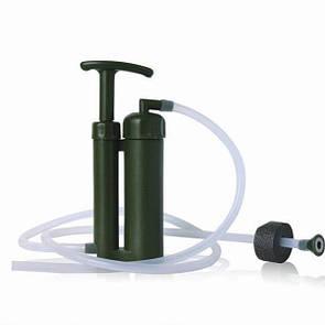 Туристический керамический фильтр для очистки воды 0.1 микр. Портативный L600