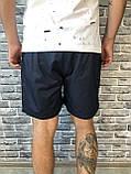 Модные Мужские Шорты Бриджи Dolce & Gabbana синие Люкс Качество Стильные Молодежные Дольче Габбана реплика, фото 2