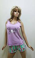 Пижама женская хлопок 262, фото 1