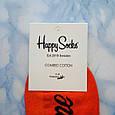 Носки Мужские оранжевые в стиле Cocaine размер 41-45, фото 2