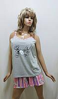 Пижама женская хлопок 261, фото 1
