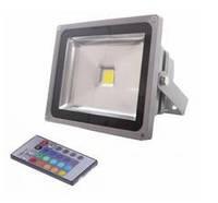 RGB прожектор светодиодный GEEN LR-20