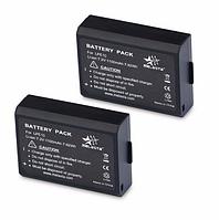 Аккумулятор для фотоаппаратов CANON 1100D, 1200D, 1300D - LP-E10 - аналог на 1100 ma