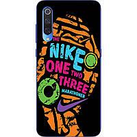 Чехол с картинкой силиконовый для Xiaomi Mi 9 SE Nike 1,2,3, фото 1