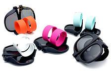 Гибкие солнцезащитные очки Clix Out Sunglasses UV 400, складные очки солнцезащитные