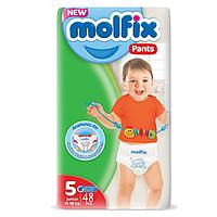 Подгузники-трусики Molfix 5 Junior (11-18кг), 48шт.