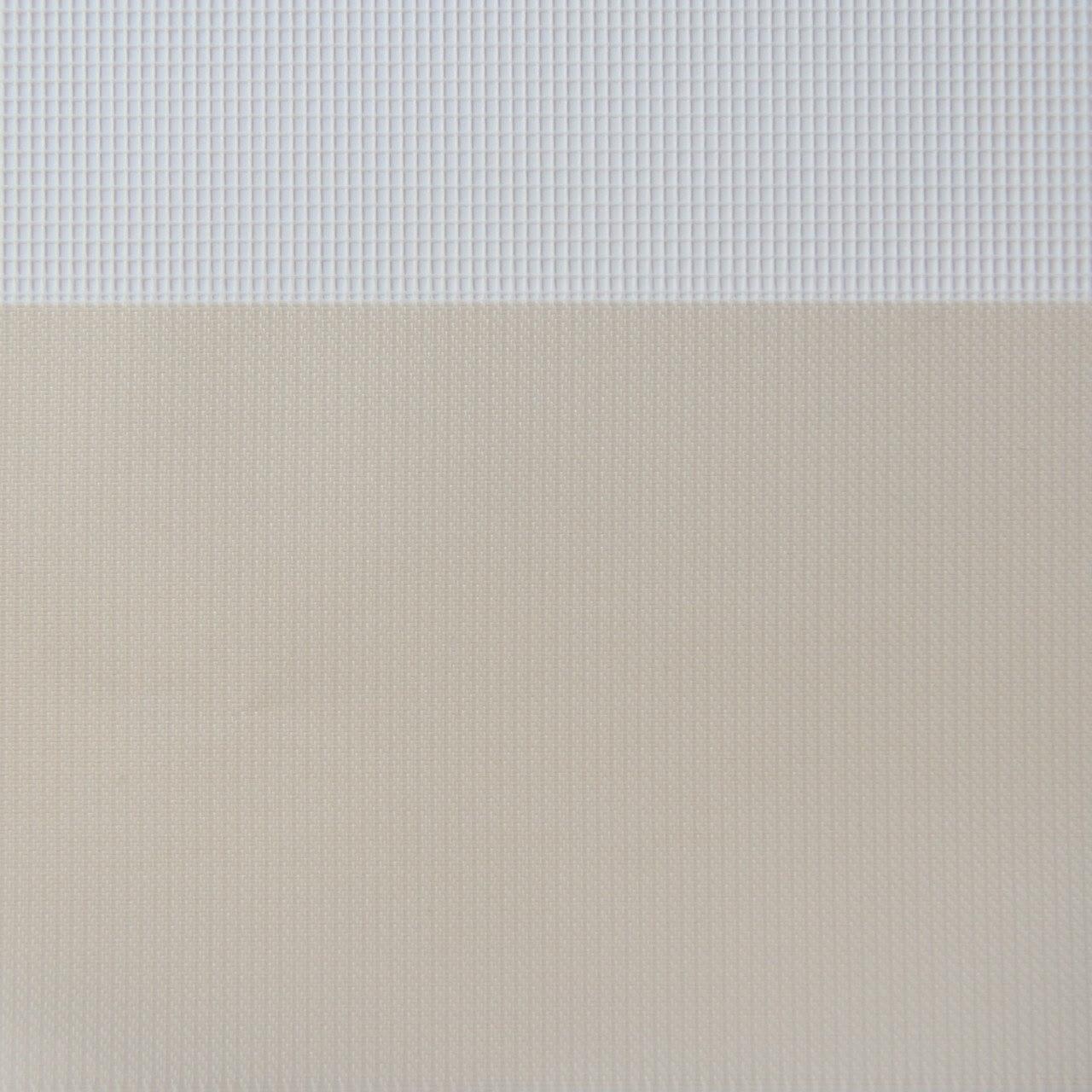 Готовые рулонные шторы Ткань Z-061 Молочный
