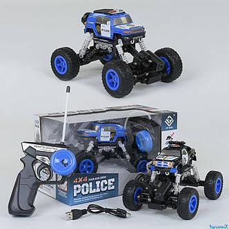 Джип Монстр Трак Полиция, фото 2