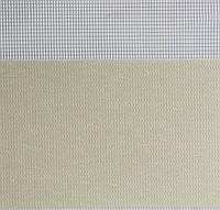 Готовые рулонные шторы Ткань Z-067 Топлёное молоко