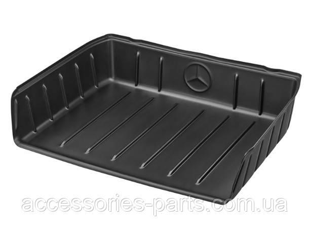 Коврик поддон в багажник высокий борт Mercedes GLE-class V167 Новый Оригинальный