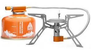 Титанова газова пальник зі шлангом Fire Maple FMS-117T Туристична. Туристичний газовий пальник зі шлангом.