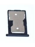 Лоток для сим карты и карты памяти для Xiaomi Redmi 4A, черный