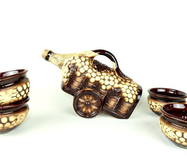 Ртвели - подарочный набор для вина