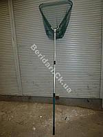 Подсак складной телескопический(капрон нить)   70*70*250 см