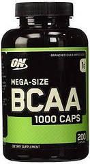 Optimum Nutrition AMINO BCAA 1000 caps 200