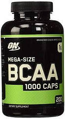 Optimum NutritionBCAABCAA 1000200 caps