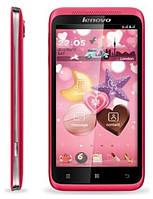 Смартфон Lenovo LePhone S720(Pink) 2ядра