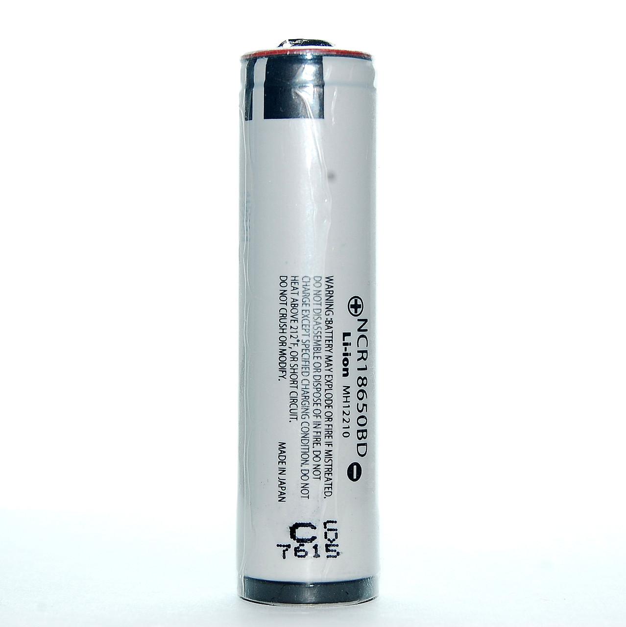 Акумулятор Panasonic NCR18650BD 3200mА з платою захисту