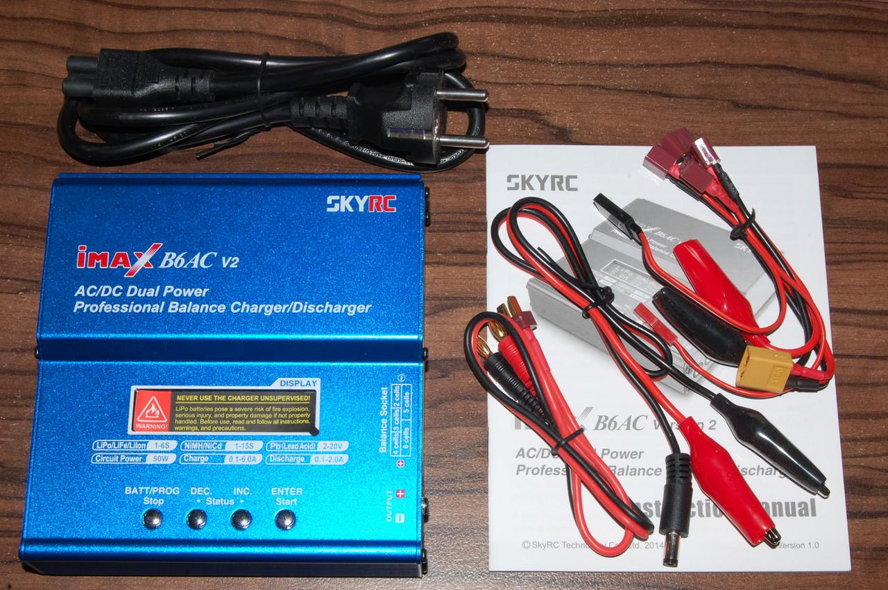 Зарядний пристрій Imax B6AC v2 SK-100008 SkyRC
