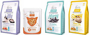 Корм Brit Care Брит Кеа Супер Преміум для кішок