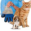 Перчатка для вычесывания шерсти у животных TRUE TOUCH, фото 5