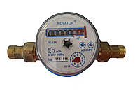 Счетчик для холодной воды Novator ЛК-15 Х